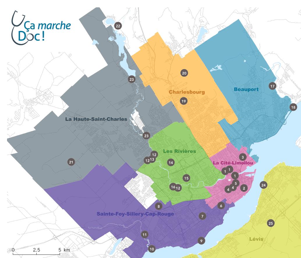 Carte Index Quebec.Repertoire Des Sentiers Hivernaux De Quebec Et Levis Ca